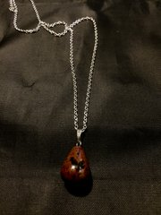 Stone Pendant Necklace 118