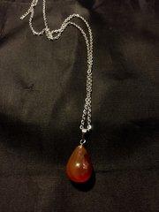Stone Pendant Necklace 115