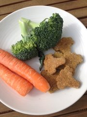 Carrot & Broccoli (Nourishing) Cookies