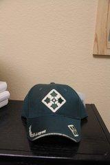 Green 4th ID hat