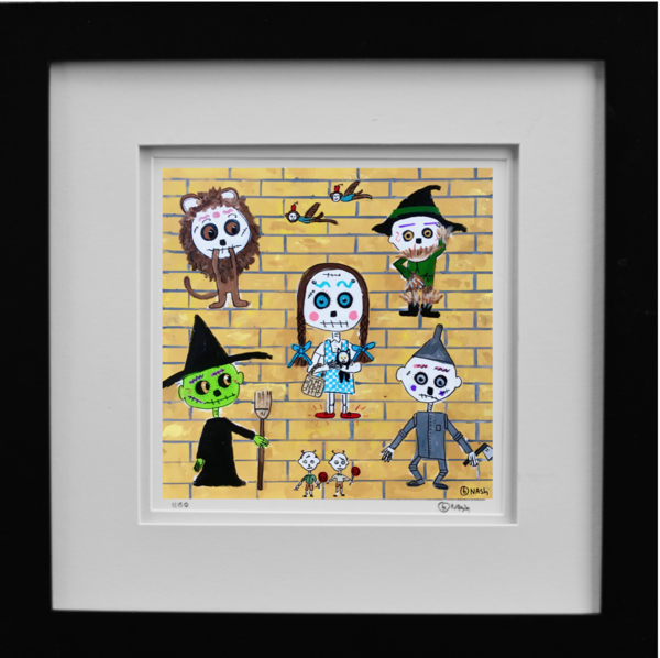The Day of the Dead Wizard of Oz