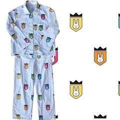 Women's Pajama Set. LaLa Shield. Made in America.