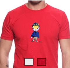 Bernard, unisex t-shirt