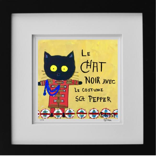 Le Chat Noir - Sgt Pepper