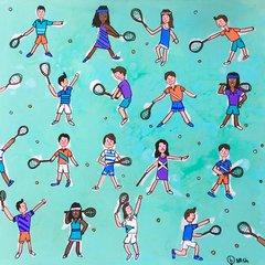 Tennis, Everyone?