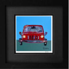 CARS: Vintage Jeep Wrangler