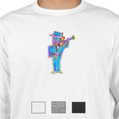 Arthur Fiddler, unisex t-shirt