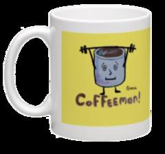 Coffee mug - Coffeeman
