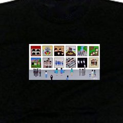 The Beatles Museum. Unisex t-shirt, available in other colors.