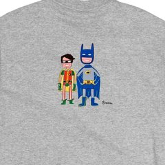 Batman and Robin. Unisex t-shirt, available in other colors.
