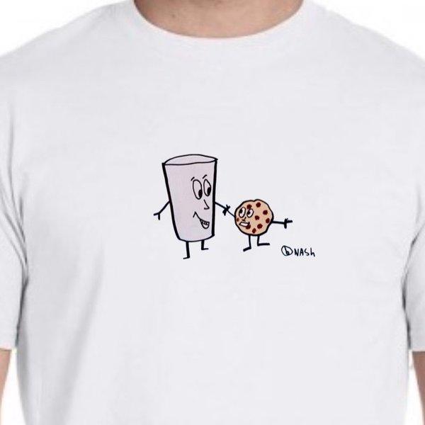 BFFs, unisex t-shirt