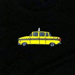 Taxi! Unisex t-shirt, available in other colors.
