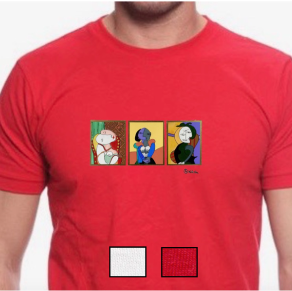 Picasso, unisex t-shirt