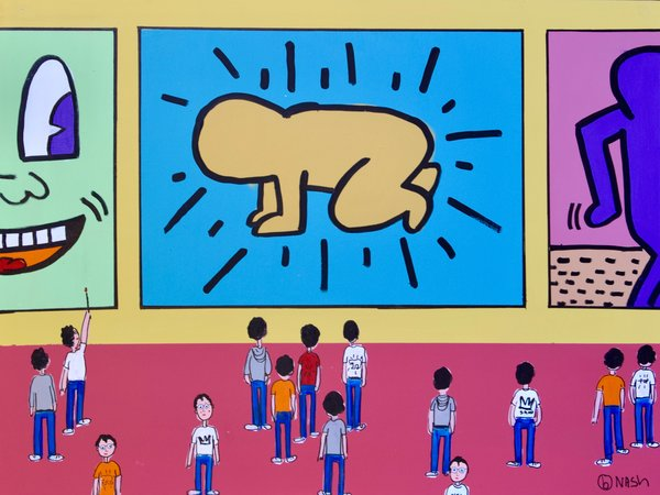 The Haring Museum