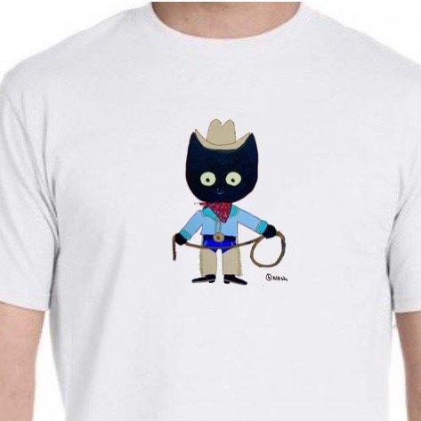 Skittles, the Cowboy, unisex t-shirt