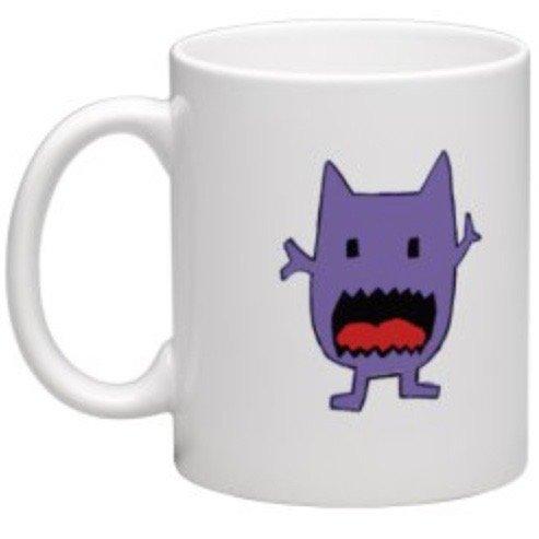 Coffee mug -- ME NEED COFFEE!