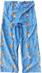Women's Pajama Pants. LaLa on the Moon. Made in America