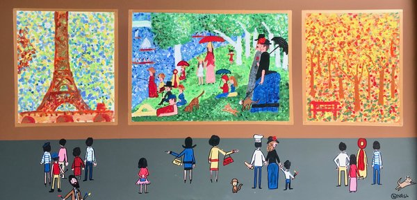 The George Seurat Museum