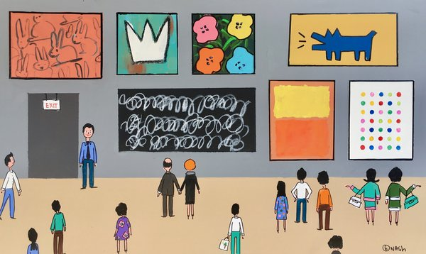 The Modern Art Room