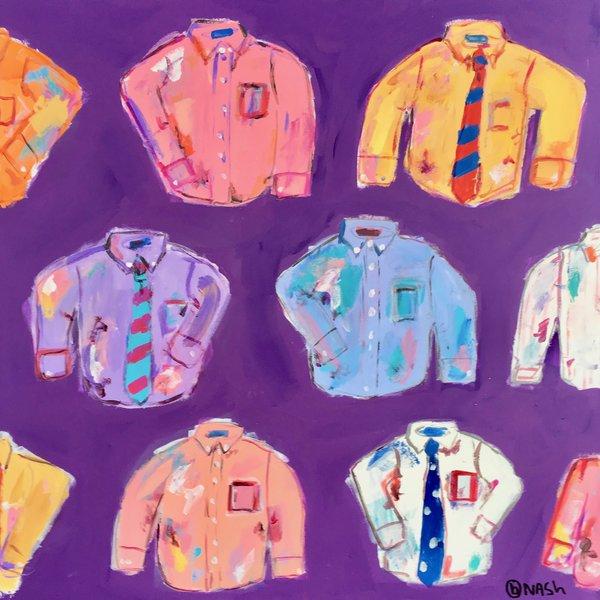 Oxford Cloth Shirts. 36 x 36.