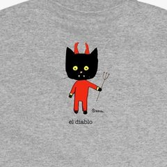 El Diablo. Unisex t-shirt, available in other colors.