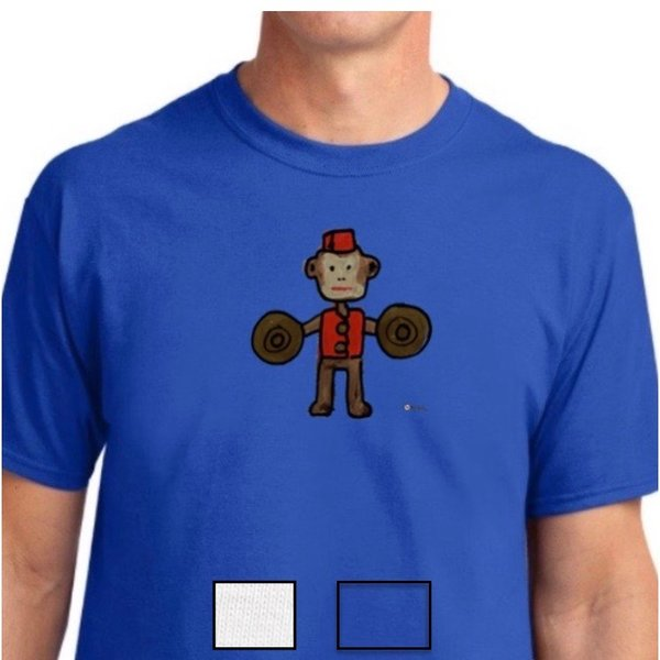 Who You Calling a Monkey?, unisex t-shirt