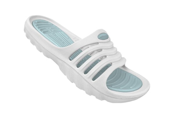 Grill 2 - White/Light Blue