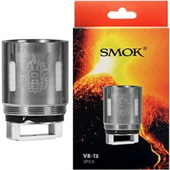 SMOK TFV8 V8-T8 COILS (3 COIL PACK)