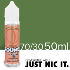 ROUNDS Peach 50ml