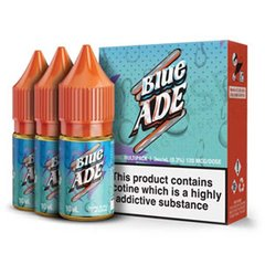 BLUE ADE E-LIQUID BY MAD HATTER JUICE