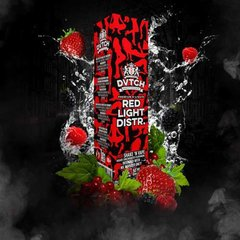 RED LIGHT ELIQUID BY DVTCH 50ML