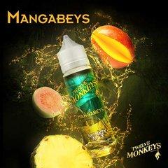 MANGABEYS E-LIQUID BY TWELVE MONKEYS VAPOR