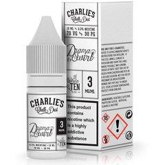 DRAMA SWIRL E-LIQUID BY CHARLIE'S CHALK DUST