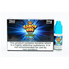 Candy King - Sour Worms Multi Pack