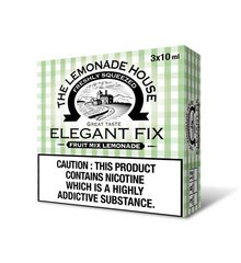 ELEGANT FIX ELIQUID BY THE LEMONADE HOUSE (3 x10ML)