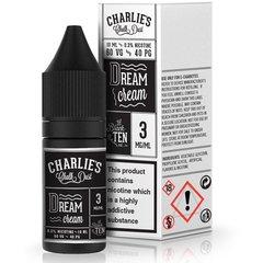 DREAM CREAM E-LIQUID BY CHARLIE'S CHALK DUST