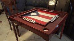 Tito Domino's Table