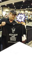 Keep Calm - T Shirt