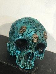 The Day of the Dead - El Día de los Muertos - Turquoise