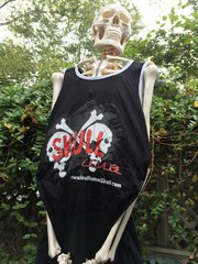 Skull Club Mens Tank Top