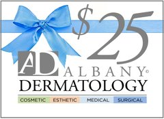 Albany Dermatology $25 Gift Certificate