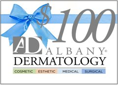 Albany Dermatology $100 Gift Certificate