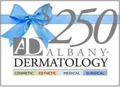 Albany Dermatology $250