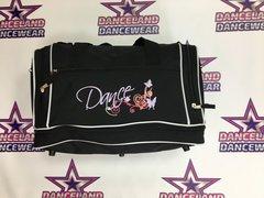 DELUXE BLACK DANCE BAG
