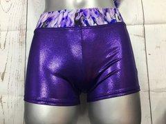 capezio gymnastic shorts