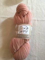 Madder Root Natural Dyed Fingering Weight - 500 yards/4 oz skein