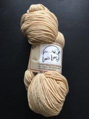 Black Walnut Natural Dyed Sport Weight Yarn 4 oz skein
