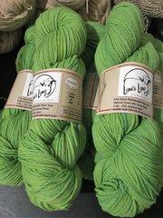 Saxon/Weld Natural Dyed Sport Weight Wool Yarn - 4 oz skein