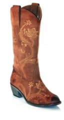 Rosie Embroidered Boots