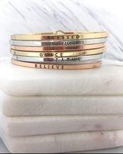 Inspirational Bracelets